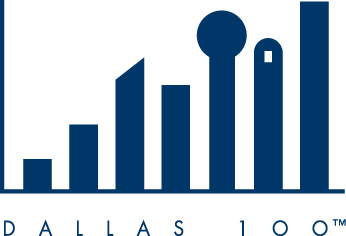 Dallas 100 logo