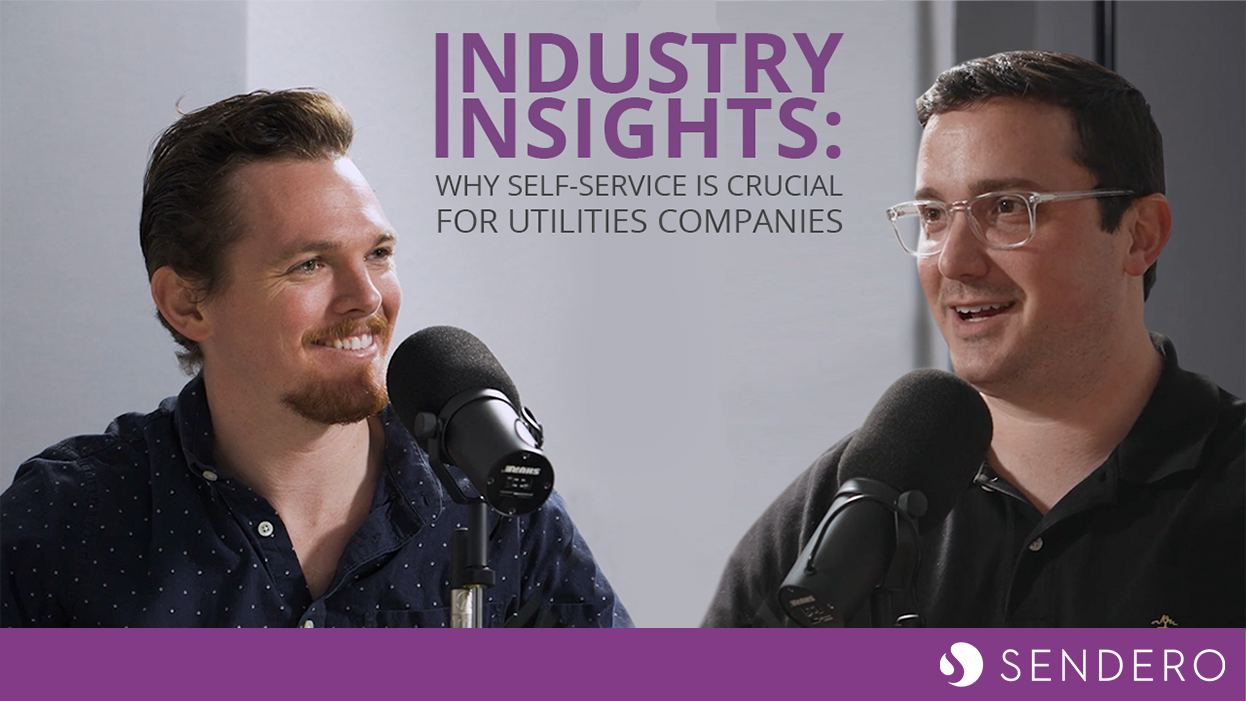 Industry Insights: Why Self-Service is Crucial for Utilities Companies overlay image